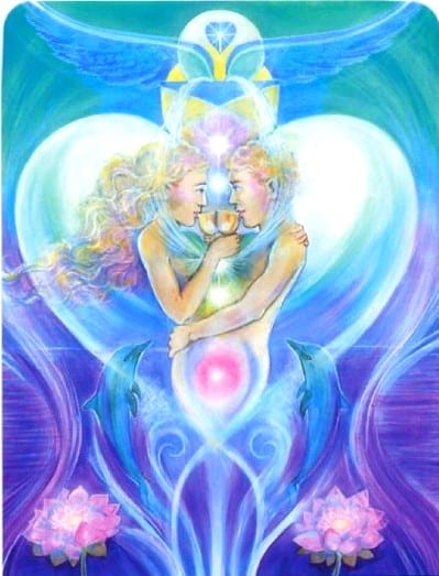 Kiedy związek 3D zmienia się w Miłość z piątego wymiaru – 7 głównych objawów & bonus