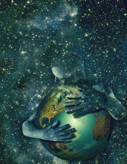 Jak fizyczny podział na Dwie Ziemie robi nam teraz wodę z mózgu ?