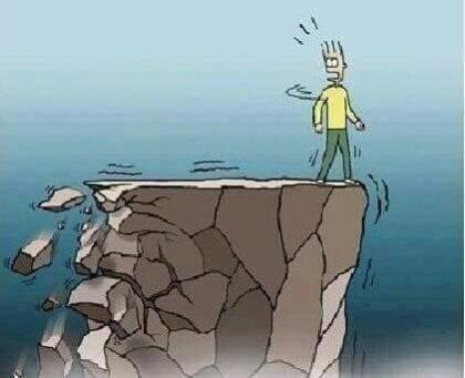 Chcę rzucić pracę, szkołę, studia, wszystko… Druga szansa pojawi się, gdy wreszcie skoczysz w przepaść