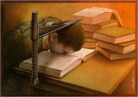 School like a factory – how we're trained and formatted to be submissive slaves of the system