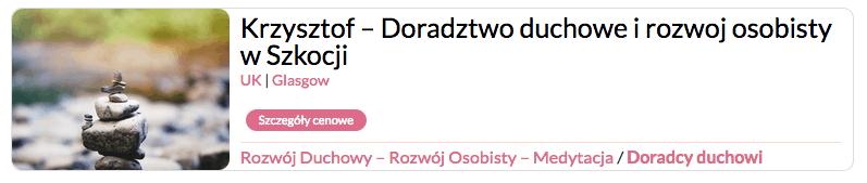 Jasna Polska dla Polonii, Polonia ogłoszenia, Polonia rozwój duchowy, rozwój osobisty