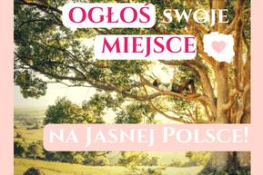 Jasna Polska alternatywny portal duchowy, wyszukiwarka ogłoszeń, szukaj warsztaty, kursy, wydarzenia, rozwój osobisty, duchowość, ezoteryka, ogłoszenia ezoteryczne, ezo ogłoszenia, zdrowie, medytacja