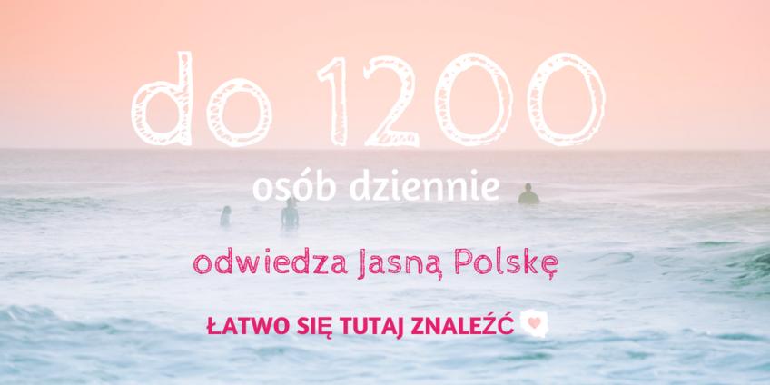 Aktualności z Jasnej Polski – 14.08 – Skorzystaj z sukcesów Jasnej Polski – ten portal jest DLA CIEBIE