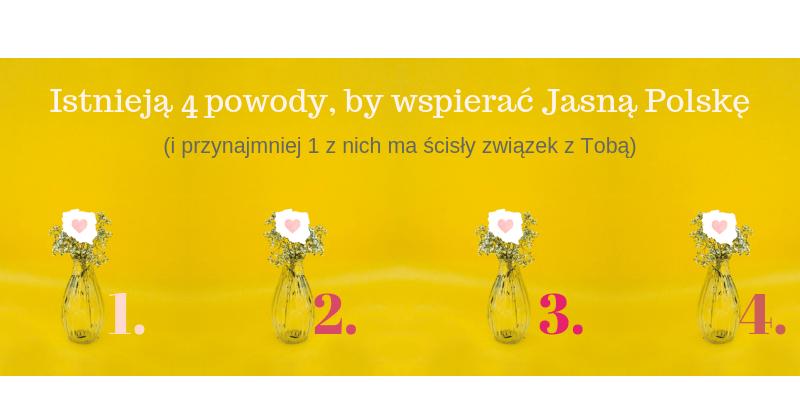 Wspieram Jasną Polskę