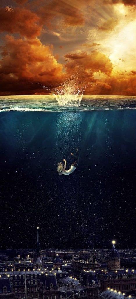 Śmierć to tylko brama, iluzja, zaprojektowane przez ciebie wyjście awaryjne. Ty nie umrzesz nigdy.