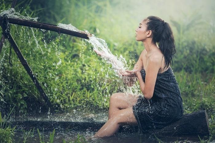 Którą część ciała myjesz najpierw pod prysznicem? — Odpowiedź wskaże ci twoje podejście do życia (test)