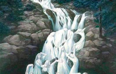 Rozmawiałam z Duchem Wody - fascynującą Istotą