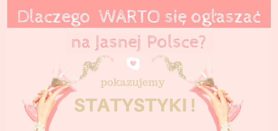 współpraca z Jasną Polską, statystyki