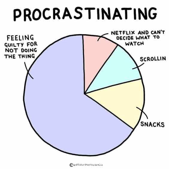 Niezwykłe korzyści z prokrastynacji i braku motywacji