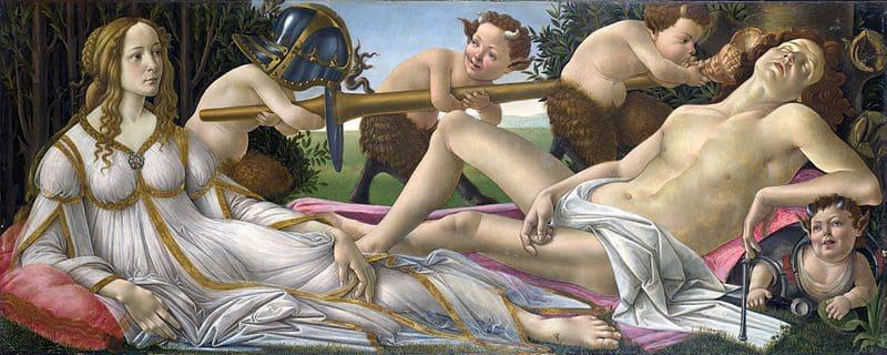 Botticelli Przyczyny impotencji & problemów z erekcją. Co się dzieje w Twojej energii Mężczyzno?