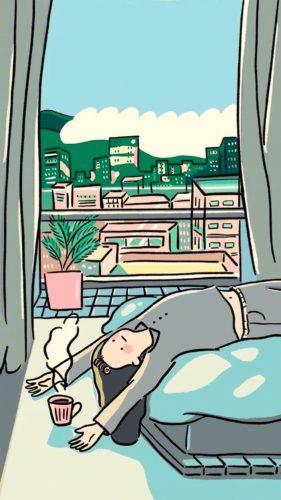 Mój miesiąc relaksu i odpoczynku, czyli jak ciężko jest puścić i pozwolić